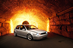 Shawn's GTI (Ronaldo.S) Tags: light motion wool vw fire nikon long exposure steel tokina gti f28 d90 1116mm