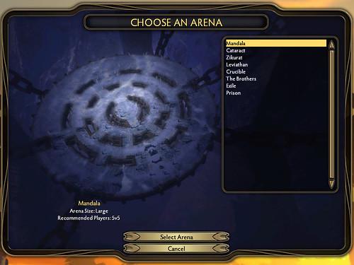 map Mandala