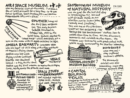 Washington DC Sketchnotes 09-10
