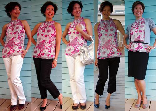 pink floral halter 01
