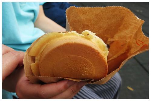 晴光市場紅豆餅
