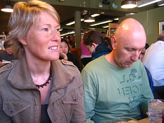Veerle and Geert