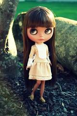 rebecca (littlemissnice) Tags: sky heather blythe custom alia