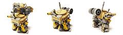 (The Slushey One) Tags: yellow one tank lego leg tan slush slushy slushee slushey