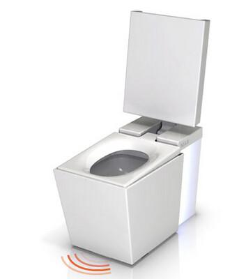 Numi design toilet