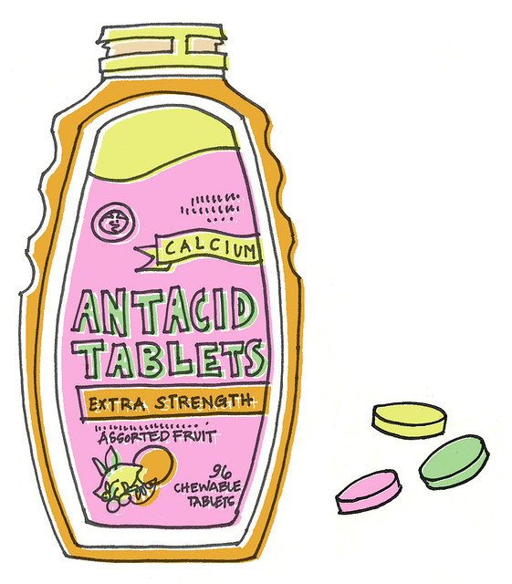 nursing tips — antacids