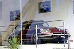Citroën DS 'Tiburón' (Spanish Coches) Tags: coruña ds citroën galicia dealership tiburon concesionario a