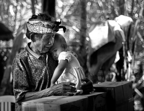 Kakek, Ku Bersandar Padamu by Wayan Parmana