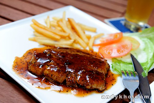 23 Pan Fried Fish RM11.90