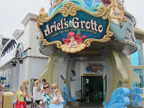Ariel's Grotto--Awesome, awesome, awesome!