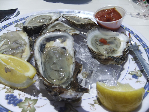 Oysters on the Half Shell, Lenny's