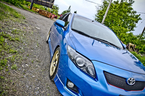 Some new pics of my Corolla XRS - 5760204093 d0bc342400