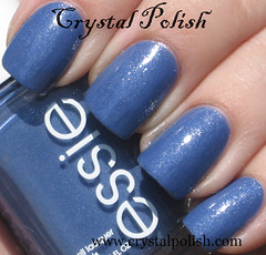 Essie Smooth Sailing (CrystalPolish) Tags: purple shimmer essie smoothsailing