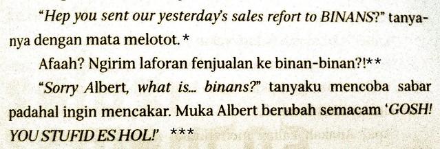 "Excerpt from Valiant Budi's ""Kedai 1001 Mimpi"" (p.377)"