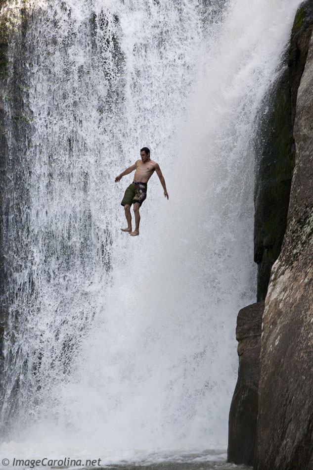 The Plunge -- People in photography-on-the net forums