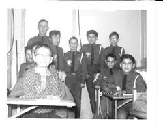 Junior Forestry Boys In Anzac Alberta (Mennonite Church USA Archives) Tags: boys forestry johndmast mennoniteboardofmissionsanzacalberta