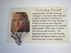 Faery Fart Card