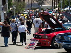 Rods and Rails Event 2011