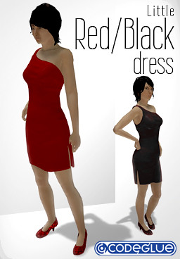 Little Dress for PlayStation Home