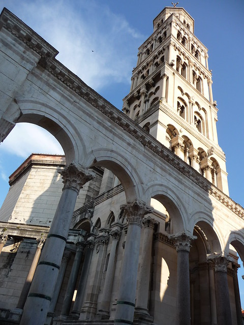 The Cathedral of St. Duje, Split
