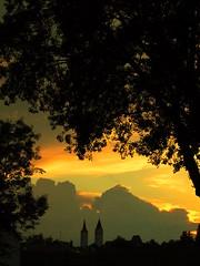 Naturrahmen (Dieter14 u.Anjalie157) Tags: dämmerung abendstimmung amabend sonnenuntergangurlaub