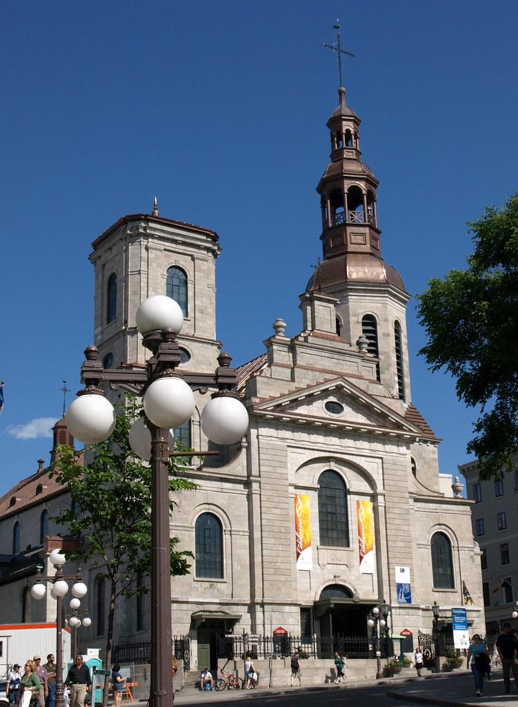 Basilique-Cathedrale Notre-Dame-de-Québec - 2008 - 400e 043
