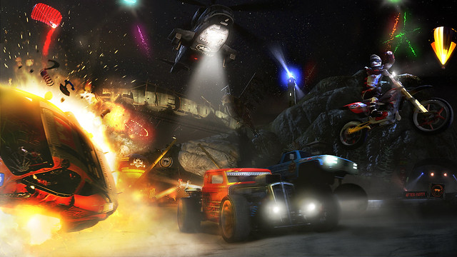 MotorStorm Apocalypse: The Rock