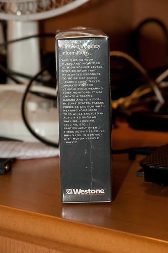 Westone UM3Xrc