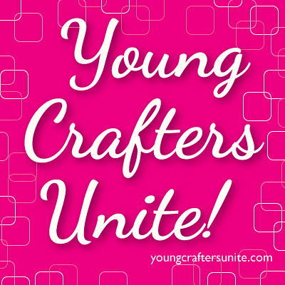 Young Crafters Unite blog logo
