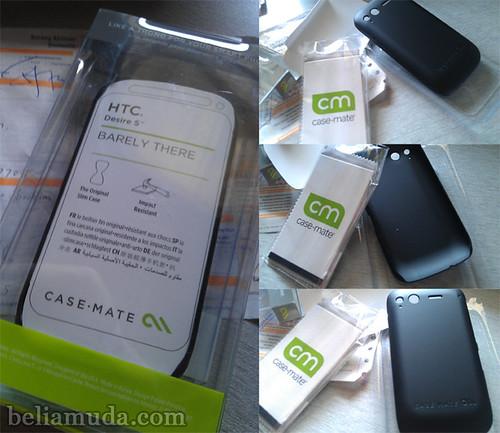 Case HTC Desire S
