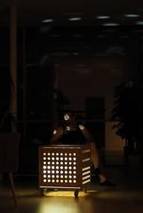 The BOX (Gorana Guiboud-Ribaud) Tags: lichtundschatten licht light schatten shadow photoart thebox lightandshadow lightbox box photolightart lightart