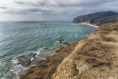 The Ocean (Leonardo Del Prete) Tags: ecuador ocean pacific pacifico parquenacionalmachalilla landscape coast costa