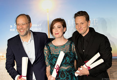 10-09-2016-64 Ira Sachs  Anna Rose Olmer Matt Ross (Thierry Sollerot) Tags: deauville2016 thierrysollerot tapis rouge deauville festival film amricain american