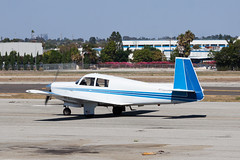 Private Mooney M-20E N9327M (jbp274) Tags: toa ktoa zamperinifield airport airplanes mooney m20