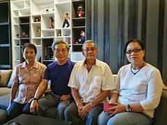 My parents and parents-in-law (Alfred Life) Tags:      grandma grandfather home taiwan qingpu