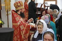 36. Престольный праздник в Святогорске 30.09.2016