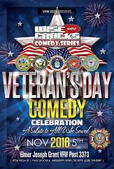 VFW Comedy Show 1