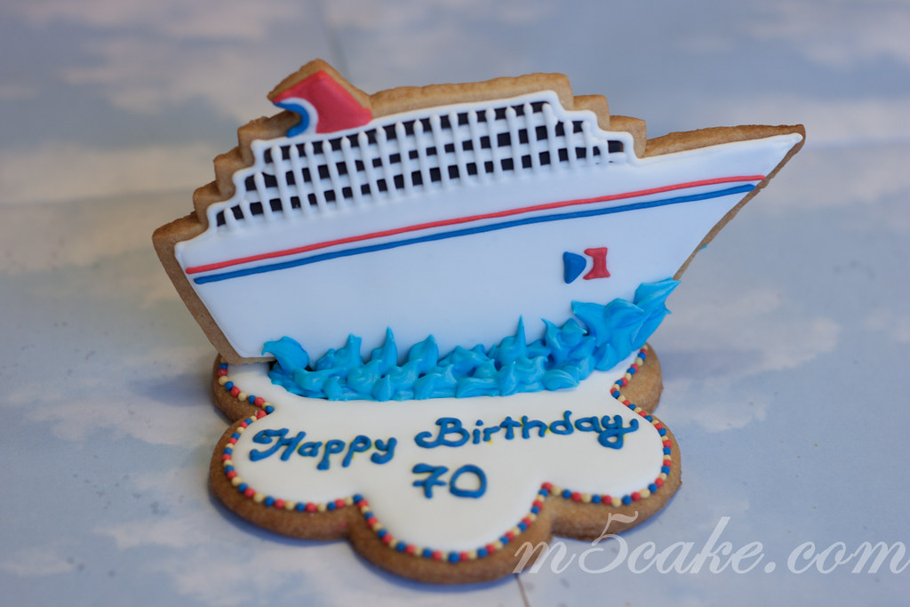 Carnival cruise cookies -2