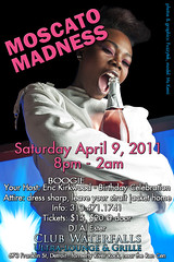 Moscato Madness April 9 by Fuzzytek