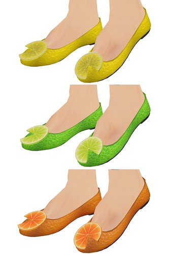 50 Flats Citrusy Gift - Updated Textures!!!