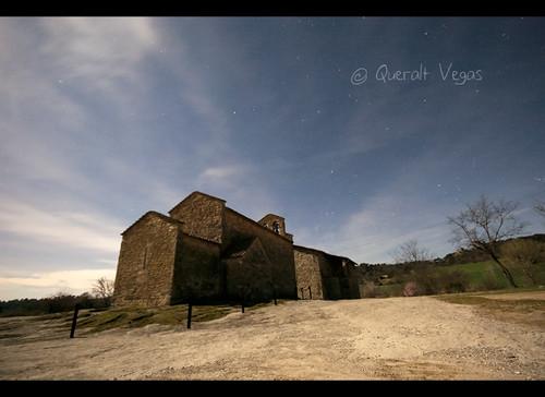 Sant Vicenç d'Obiols by Queralt Vegas