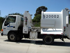City of San Diego Environmental Truck (Photo Nut 2011) Tags: california truck sandiego environmental freeway gmc sanitation wastedisposal 39962 520002