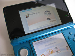 Nintendo 3DS features - Friend Card
