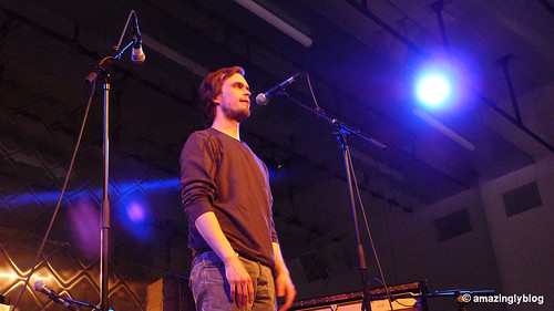 Peter Broderick(US) at Gaîté Lyrique, Paris