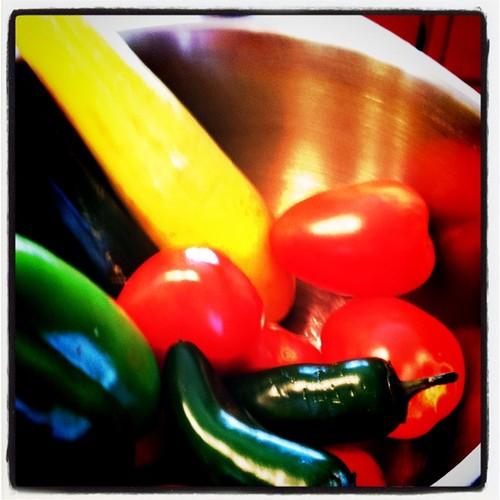 . fresh produce .
