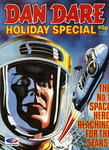 dan dare holiday special