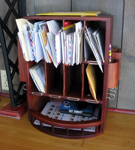 Mail organizer 3