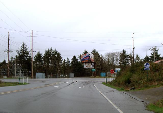SR 115 @ SR 109