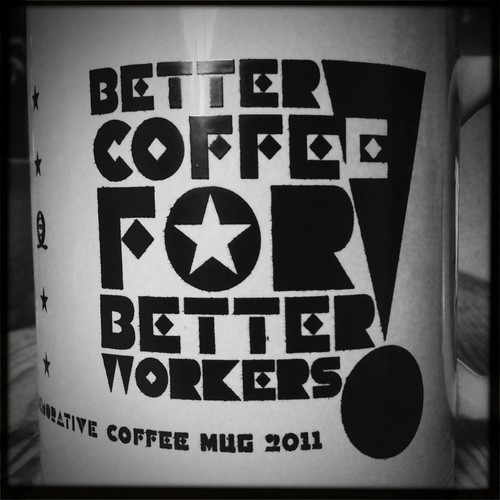Coffee for workers!