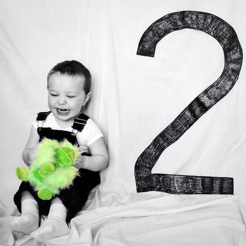 2 years! Green Monkey